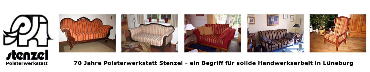 Stenzel Polsterwerkstatt Lüneburg